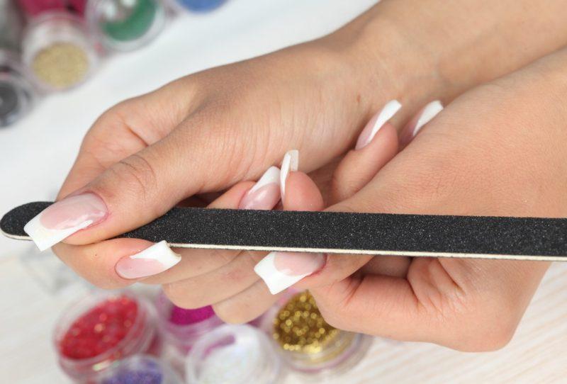 Все для наращивания ногтей в домашних условиях