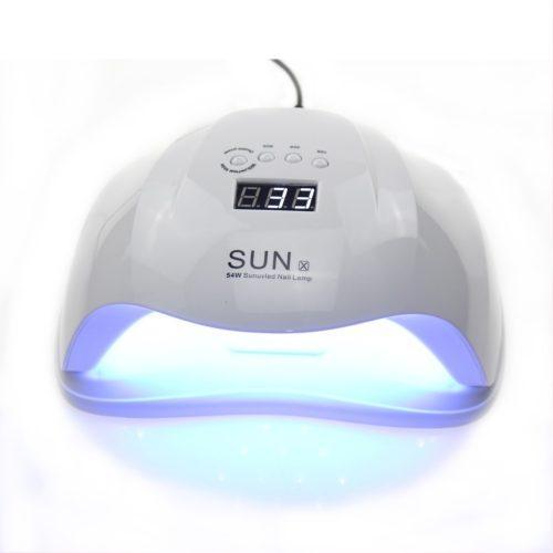 ГИБРИДНАЯ ЛАМПА UV/LED SUN x (54ВТ.)