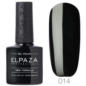 ELPAZA 014 Истинно чёрный