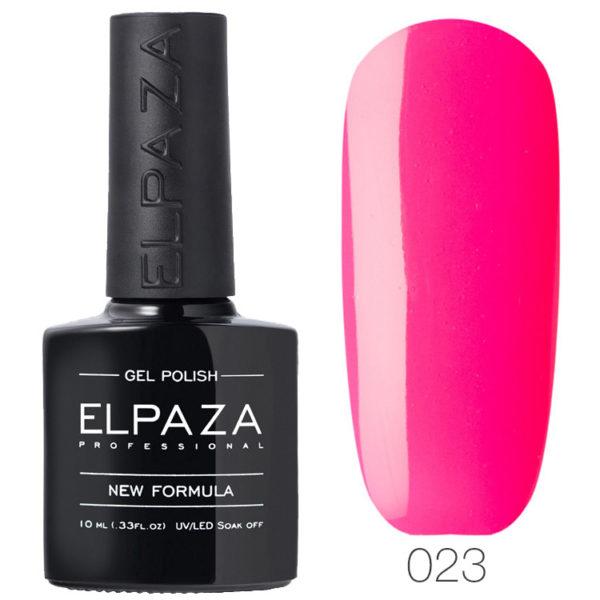 ELPAZA 023 Розовый неон