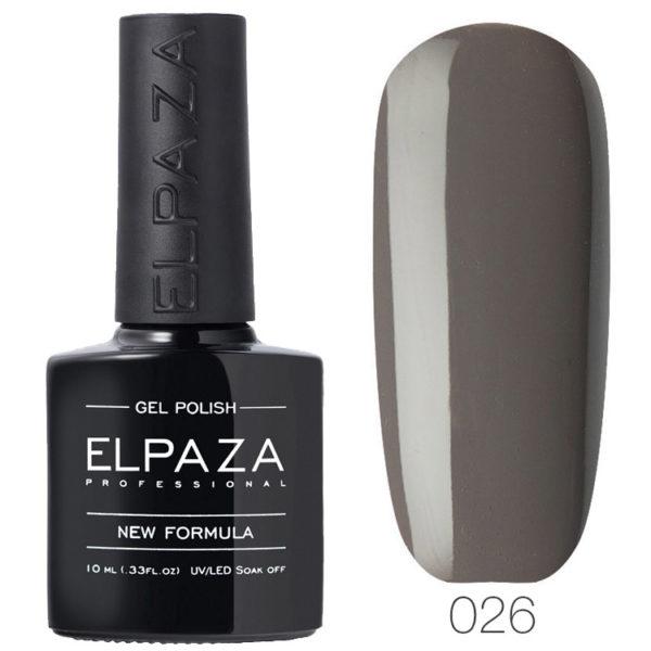 ELPAZA 026 Французский серый