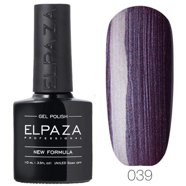 ELPAZA 039 Фиолетовая  загадка