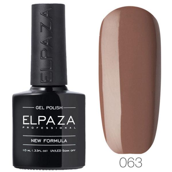 ELPAZA 063 Шоколад