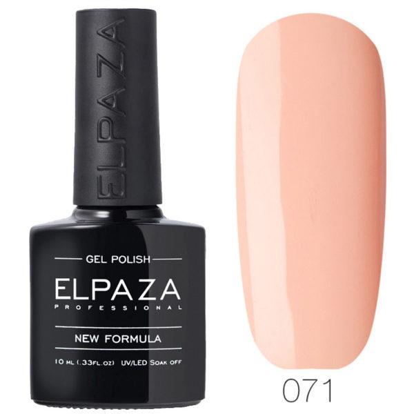 ELPAZA 071 Ванильный мусс
