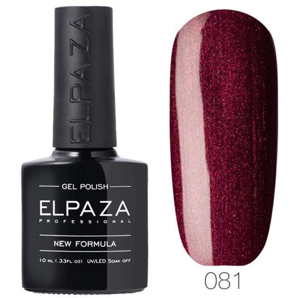 ELPAZA 081 Чёрная роза