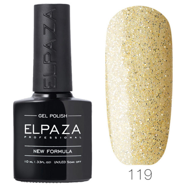 ELPAZA 119 Золотое колье