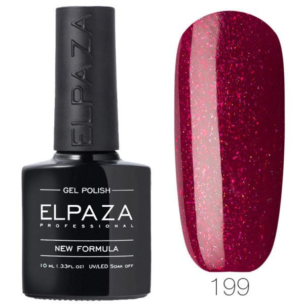 ELPAZA 199 Красный бархат